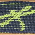 2008 libellule illusion knitting