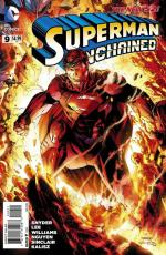 new 52 superman unchained 9