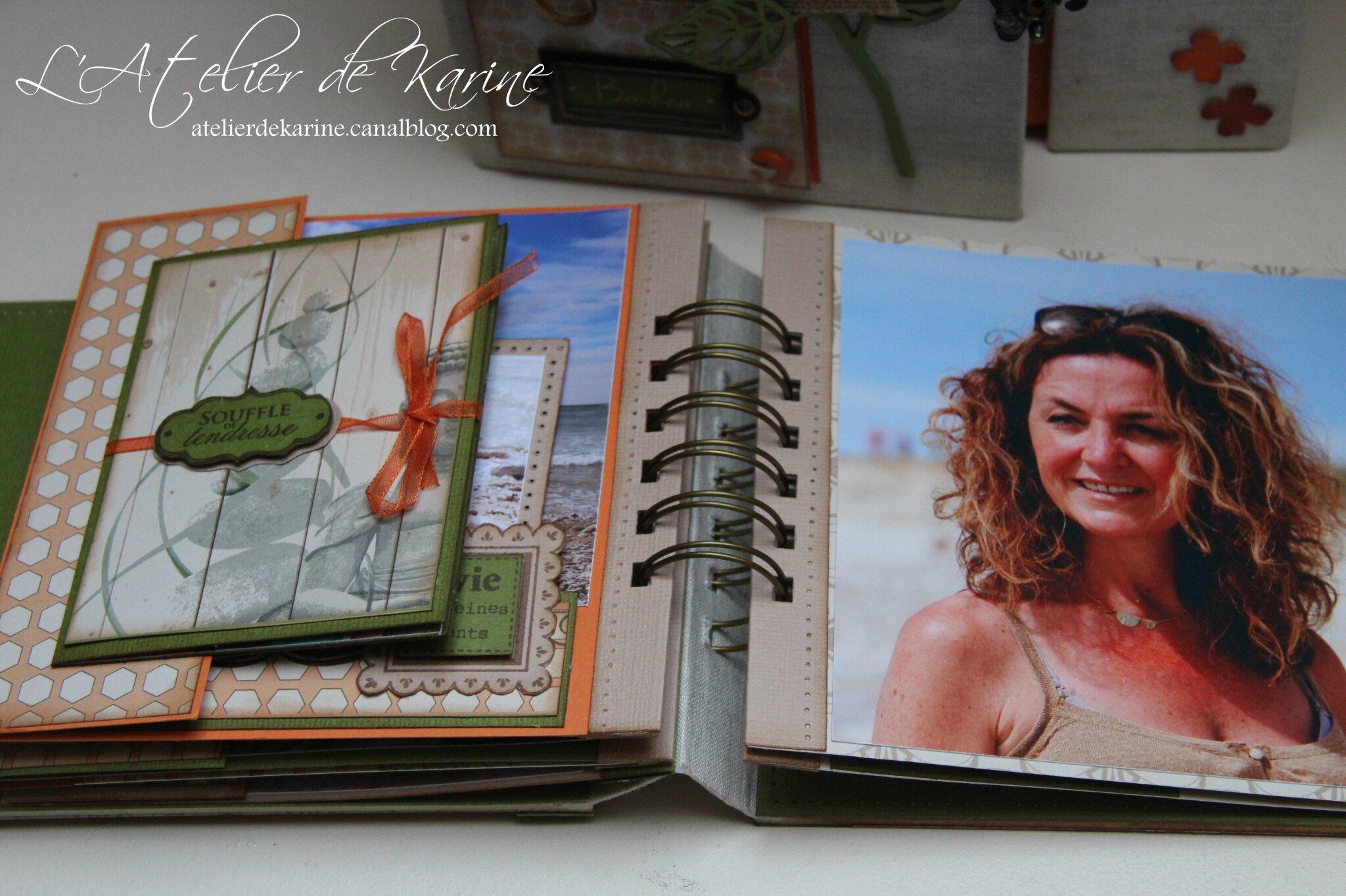 Mini Album et son coffret - Pure Lorelaïl Design 35