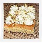 Sablés breton à la pistache et meringues