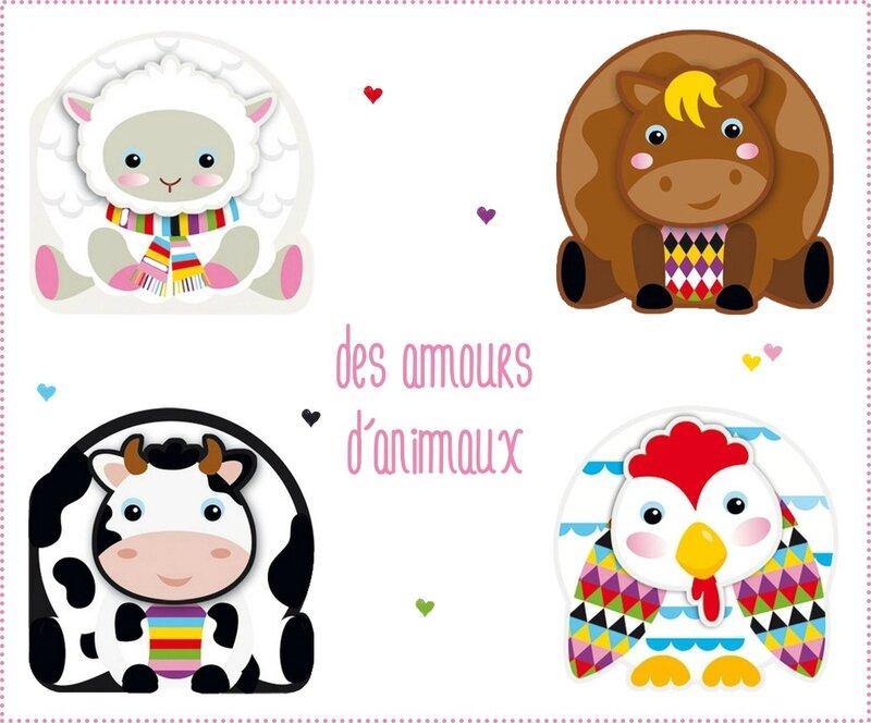 Des amours d'animaux Editiosn Lito