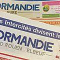 Pour ne pas laisser la normandie aux bretons de ouest-france, il faut sauver paris-normandie!!!