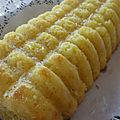 Cake citronné