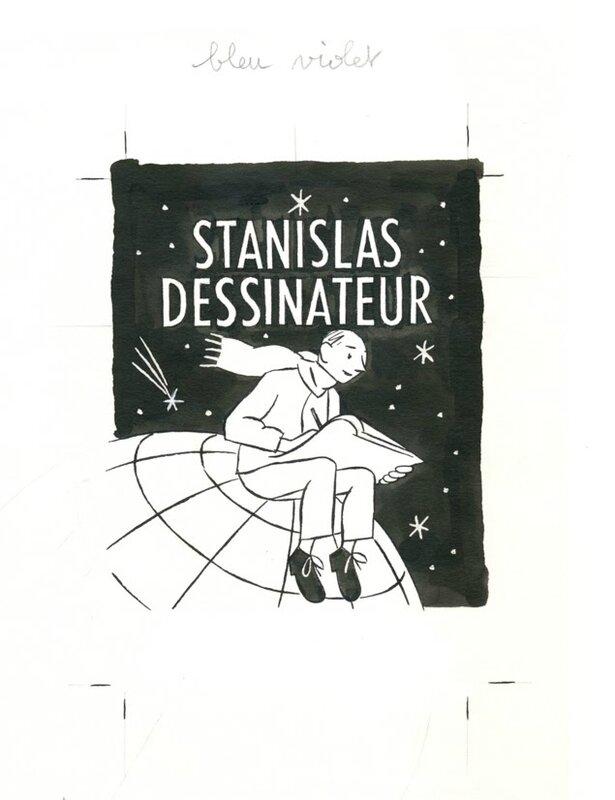 Stanislas autoportrait