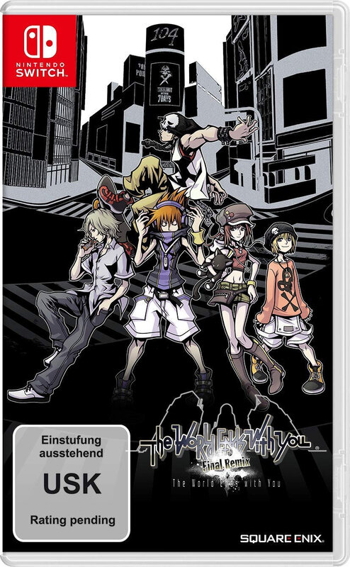 TWEWY Switch