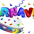 Ce vendredi 27 fevrier, c'est carnaval!!!