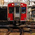 近鉄3000系(3501F) since 1979, Kyôto line, Yamato-Saidaiji station.