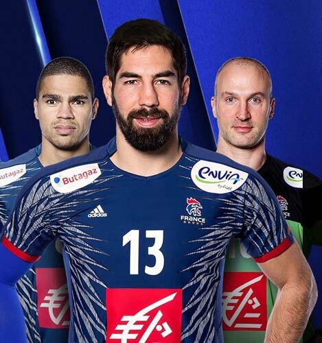 « Les Experts » Hand-Ball