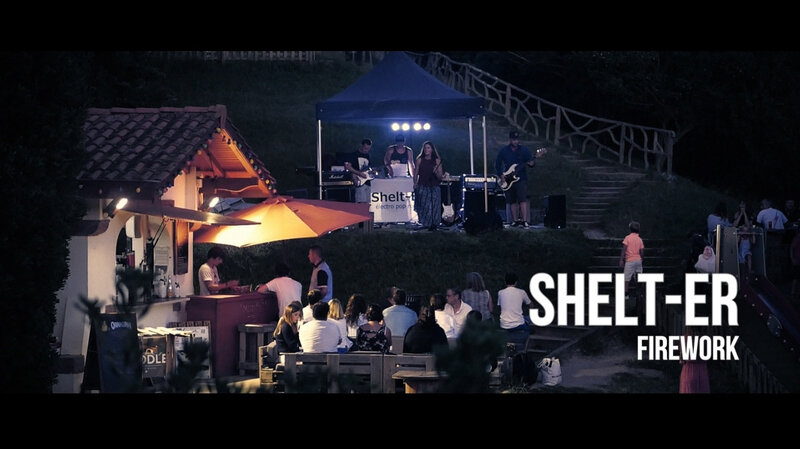 SHELTER anglet groupe musique middle