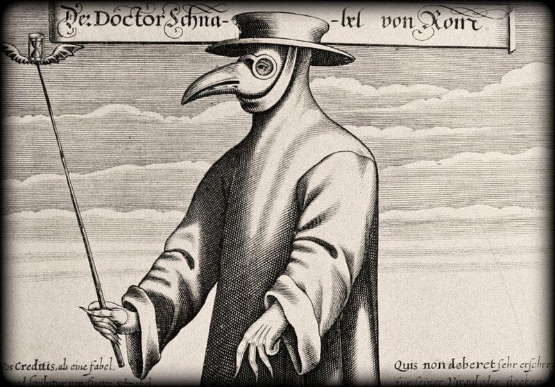 plague-doctors