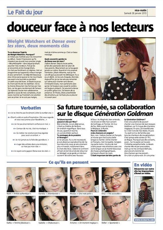 demie page 2-1 nice matin