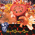 Nirvana: heart sheaped box