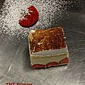 The fraisier de christophe felder