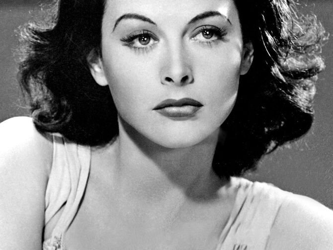 Hedy Lamarr, inventrice star.