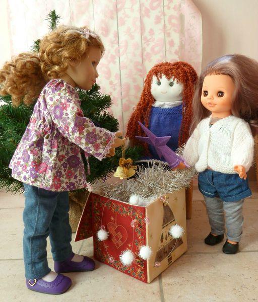 patchie13 - Défi décembre 2012 - thème fêtes fin d'année 1