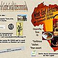 Week-end africain 27 et 28 septembre 2013 à tence et chenereilles