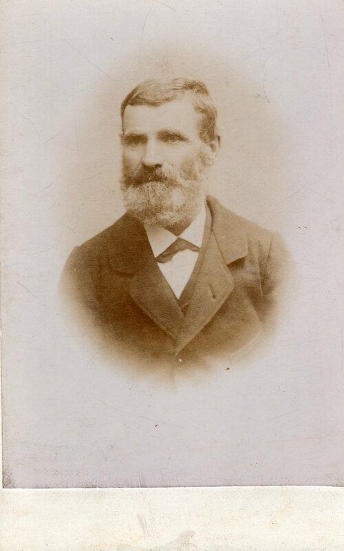 Pierre Marie né à St Thegonnec en 1827