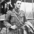 Albert ball as britannique du royal flying corps 1896 - 1917.