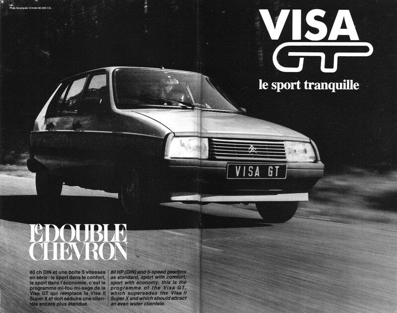 Visa GT