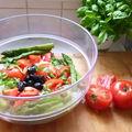 Ma version de la salade nicoise