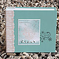 Album hiver avec la collection follow your dream