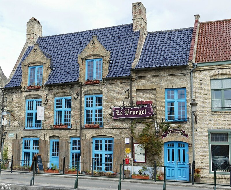 Bergues - Estaminet