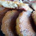 Voila la recette... muffins tartelettes fraises