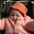Fanny à 9 mois