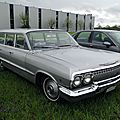 Chevrolet bel air wagon-1963