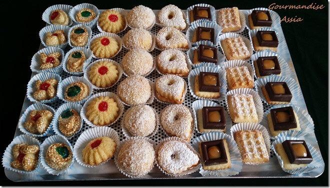 Divers Biscuits sablés