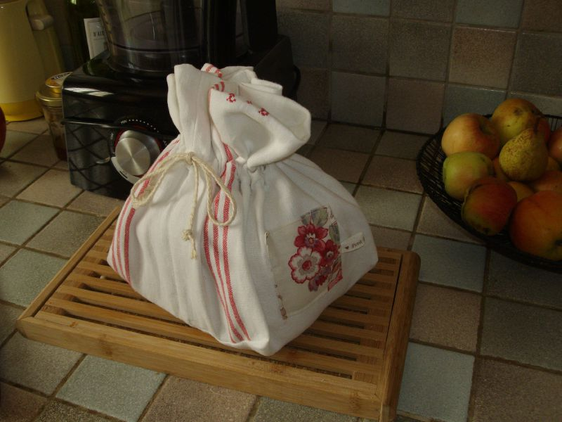 sac à pain maison