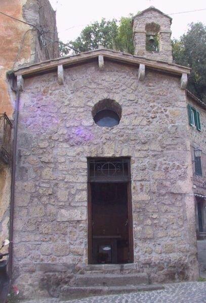 MAZZANO ROMANO (église)