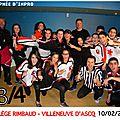 4e édition du trophée national : les matchs intra de lille !