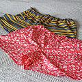 Couture : des shorts pour dormir !