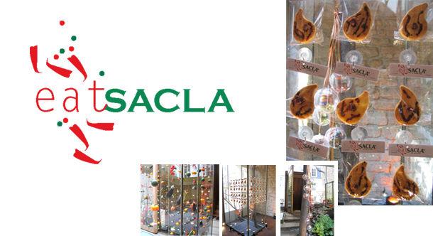 SACLA - création culinaire & scénographie pour journée presse