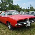 Dodge charger r-t special edition 1969