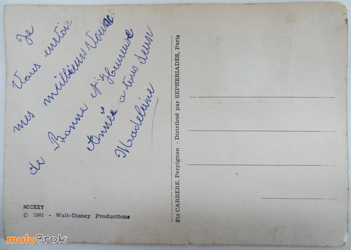MICKEY-Carte-postale-1961-03-muluBro