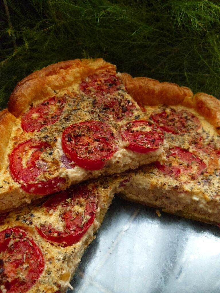 Tarte Thon Tomate Super Facile Et Rapide F Laur Ilege