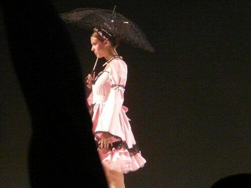 Canalblog Japan Expo09 Défilé Avant Cosplay Groupe05