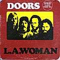 Mes trois vinyles de the doors, achetés entre 1974 et 1975