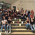 La classe de 1ère es-l jury du prix goncourt des lycéens