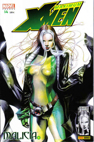 maximum x-men 14 malicia 1