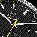 Crowdfunding horloger swiss made: dumanège lance six nouvelles montres adventure