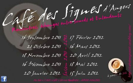 Café des Signes 2011 - 2012