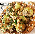 Dolma sauce rouge