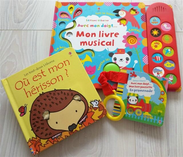 Sélection Usborne ©Kid Friendly
