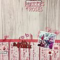 [ foulées roses ] - sketch#354 just create and scrap