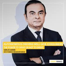 CARLOS GHOSN THE BOSS