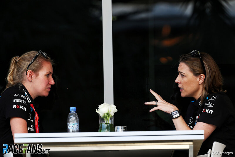 bahrein 2019 claire and sophie ogg