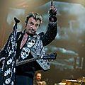 Johnny, la tournée 2013. le mans.